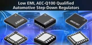 LOW EMI DC/DC BUCK REGULATORS