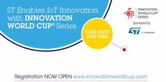 ST IoT World Cup