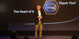 Dr. Aart de Geus at Synopsys SNUG 2018