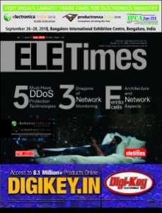 Electronics magazine July 2018 - ELE Times