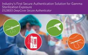 Industry's First Radiation-Tolerant Secure Authenticator