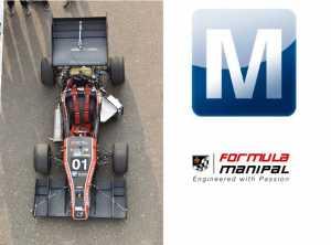 Mouser Sponsors Formula Manipal