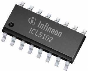 infineon Resonant Controller IC