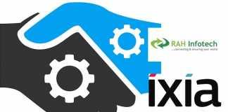 RAH Infotech Partners with Ixia