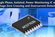 Monolithic Power Monitoring IC
