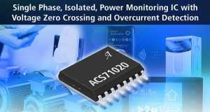 Monolithic Power Monitoring IC