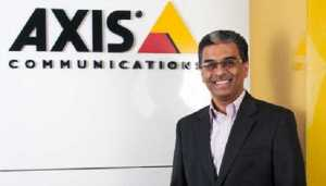 Axis-Communications main