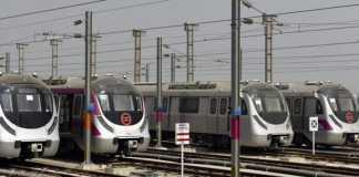 Delhi metro main