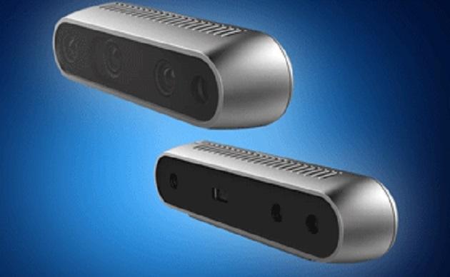 RealSense D400 Series Depth-Sensing Cameras