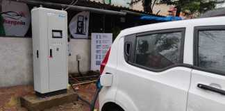 India's first EV charging Corridor