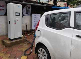 India's first EV charging Corridor