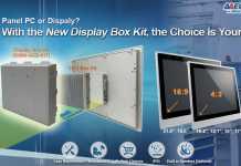Display Box Kit Adds Modular Functionality to PC Series
