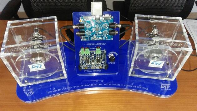 Vibration Monitoring for Predictive Maintenance