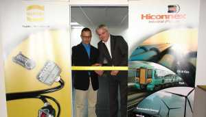 Alstom trains travel with HARTING technology