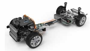 Manufacturers of Powertrain for EVs