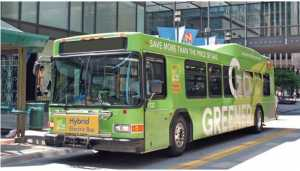 Electric-bus main