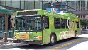 Electric-bus main