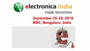 Electronica India main