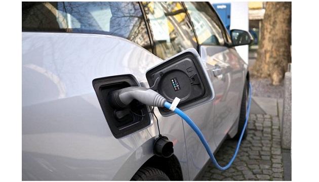 Ev charging vehicle main