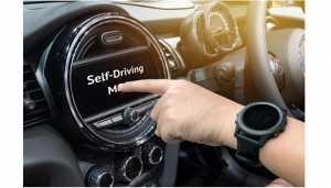 SELF DRIVING main