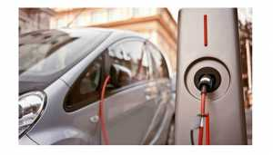 electric car main