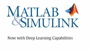 MATLAB and Simulink Product Families get Deep Learning Capabilities