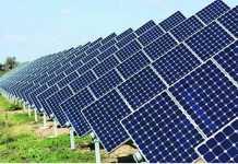 solar project main