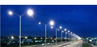 street lighting main