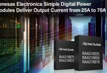 Family of Encapsulated Simple Digital Power Modules