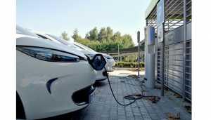 EV Charging main