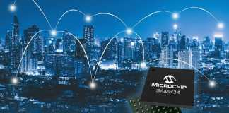 industry's lowest-power LoRa System-in-Package family