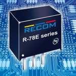Compact, High-Performance, Cost-Effective Modular Switching Regulators