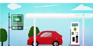 ev charging station main