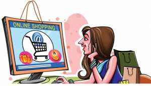 online shopping main