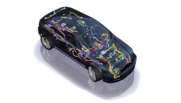 vehicle main