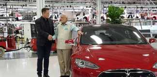 Tesla Planning Partial Presence in India by 2019
