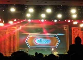 """Infineon Recognized as """"Outstanding EMEA Semiconductor Company"""