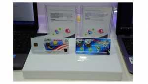 Smart card main