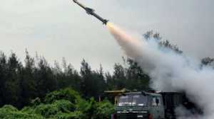 Weapons' System made by DRDO to be inducted in Defence Forces