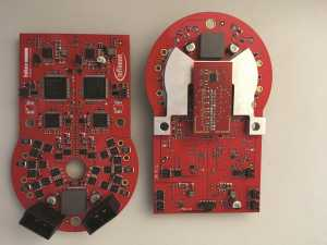 Compact demo board with EPS chipset