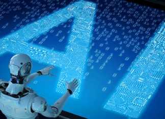 robot with ai