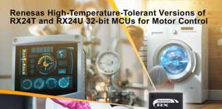 Microcontroller Lineup for High-Temperature-Tolerant Motor Control Applications