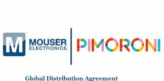 Mouser Electronics and Pimoroni Sign Global Distribution Agreement