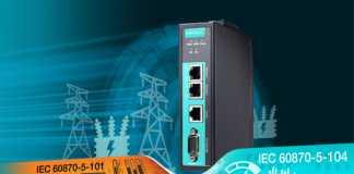 New Modbus/IEC 101-to-IEC 104 Protocol Gateways for Power Grid System Upgrade