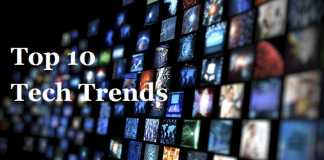 Top 10 Data and Analytics Technology Trends