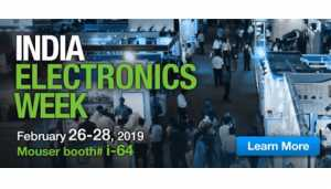 India Electronics Week 2019
