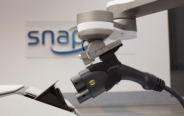 robot-assisted charging solution