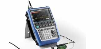 R&S Spectrum Rider FPH -spectrum analyzer