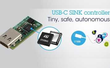 Moving to USB-C, The STUSB45 and Its Reference Design in a Video
