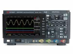 InfiniiVision 1000 X-Series Oscilloscopes